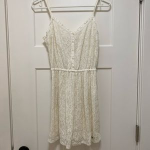 Abercrombie & Fitch lace dress, worn once